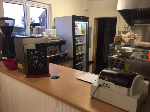 Cafe Runningwell Equestrian Centre